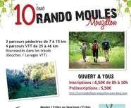 EMTT à la rando-moules de Mouzillon le dimanche 11 octobre